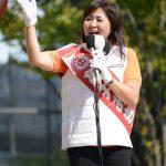 亀井あきこ 第48回衆議院選挙 第一声